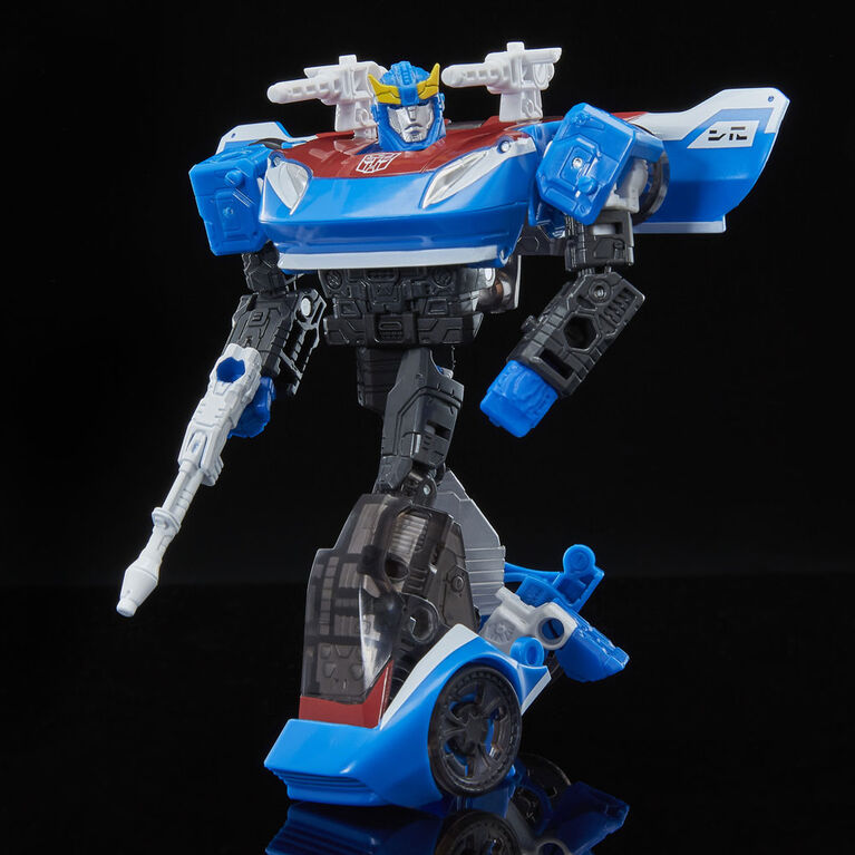 Transformers Generations Selects WFC-GS06 Smokescreen - R Exclusive