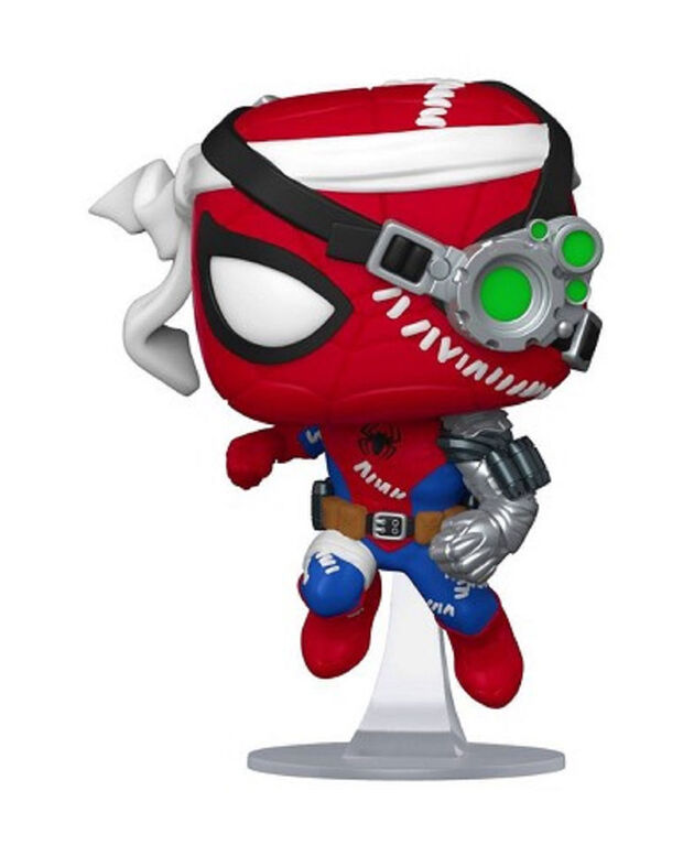 Funko POP! Movies: Marvel - Cyborg Spider-Man