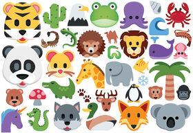 Eurographics Wildlife Animals 100 Piece Puzzle