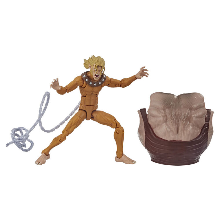 Hasbro Marvel Legends Series - 6-inch Collectible Marvel's Wild Child Action Figure Toy X-Men: Age of Apocalypse Collection