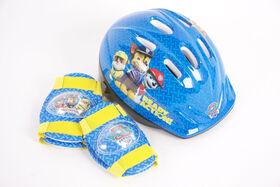 Paw Patrol Helmet and Pad Set 3+