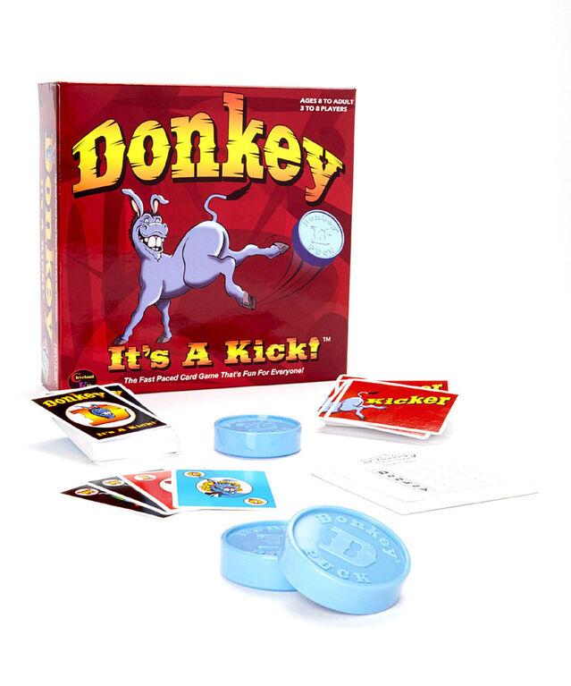 Donkey: It's a Kick Game