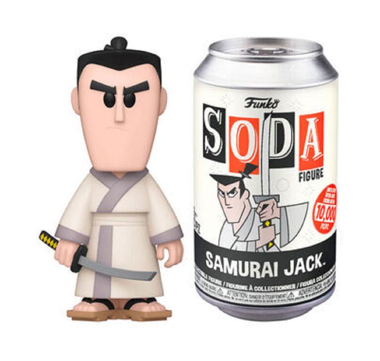 Funko SODA Animation: Samurai Jack - Samurai Jack