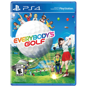 PlayStation 4 - Everybody's Golf