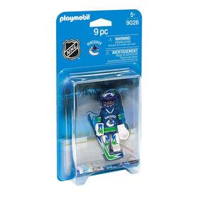 Playmobil - NHL Vancouver Canucks Goalie
