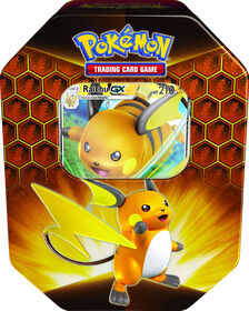 Pokemon Hidden Fates Tin - Raichu