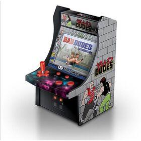 "Machine A Arcade De 6 ""Bad Dudes"