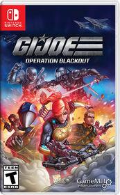 Nintendo Switch GI Joe Operation Blackout