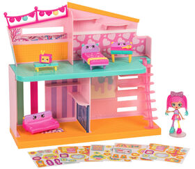 Shopkins Happy Places - Décoration Maison heureuse.