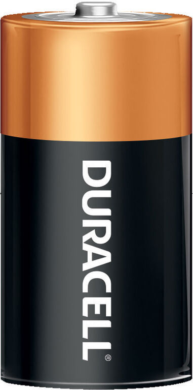 Duracell CopperTop C Alkaline Batteries - 4 count