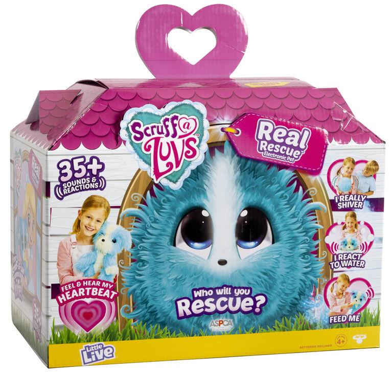 Little Live Scruff-a-Luvs Real Rescue