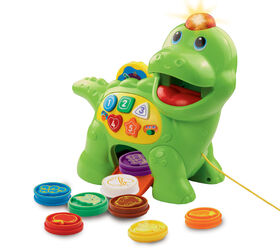 Vtech - Chomp & Count Dino  - French Edition