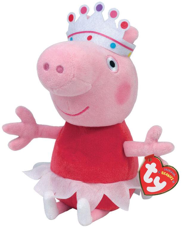 Ty Peppa Pig Ballerina Peppa