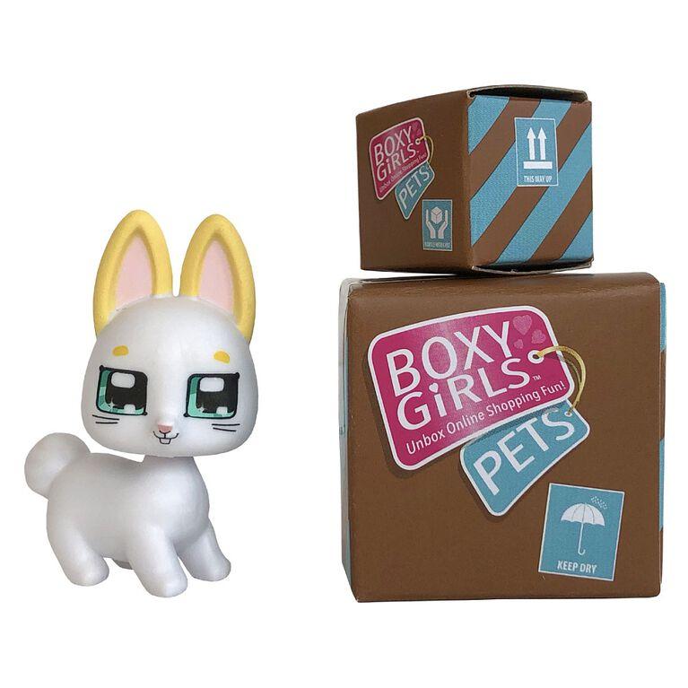 Boxy Girls Pets - Fluffy