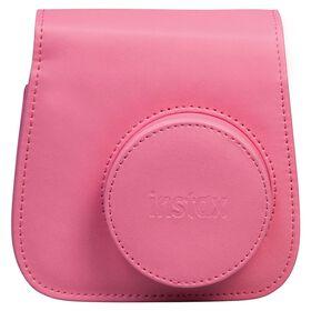 "Fujifilm Instax Mini 9 ""Groovy Case"" - Flamingo Pink"