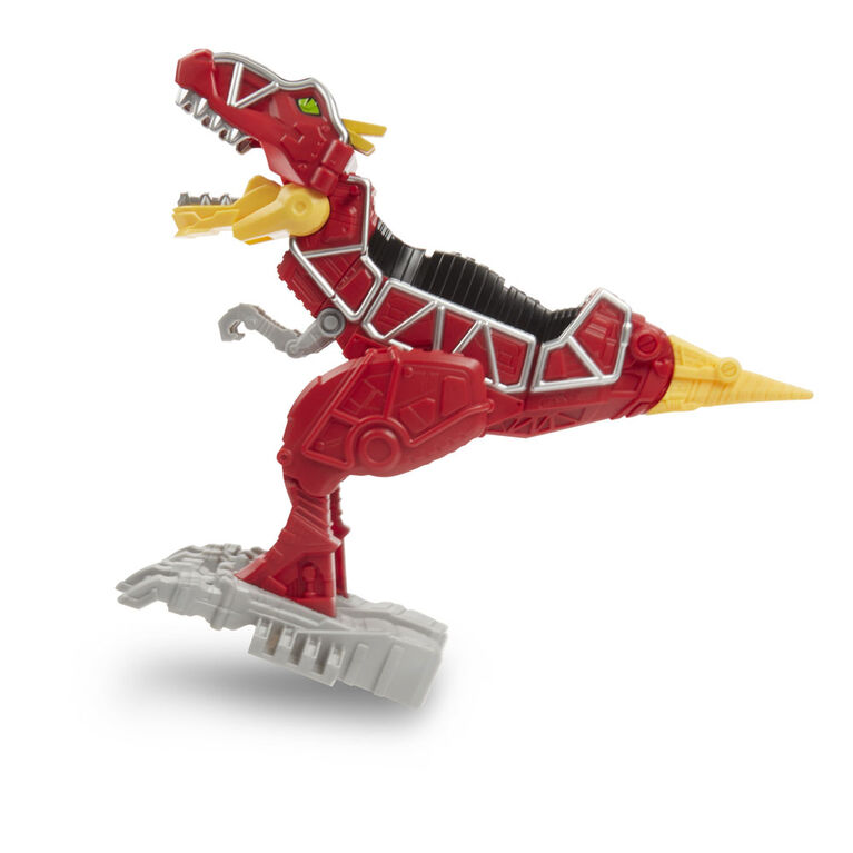 Power Rangers Dino Charge T-Rex Zord Toy Inspired By Special Beast Morphers - R Exclusive