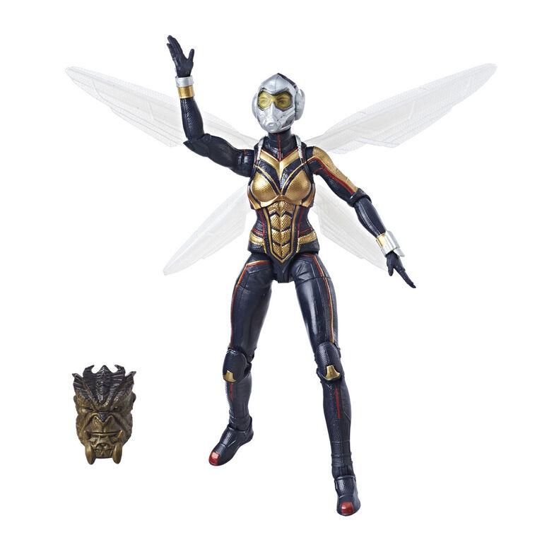 Avengers Marvel Legends Series 6-inch Marvel's Wasp