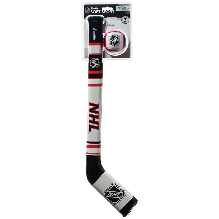 Franklin Sports NHL Soft Sport Hockey Set