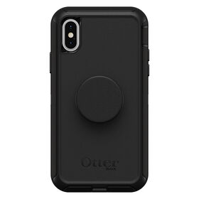 Otterbox Otter + Pop Defender iPhone XS/X Black