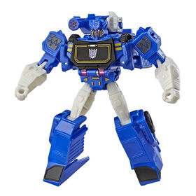 Transformers Cyberverse Action Attackers: Warrior Class Soundwave.