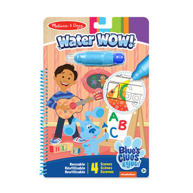 Blues Clues and You Water Wow! - Alphabet