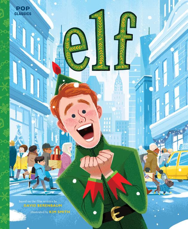 Elf - Édition anglaise