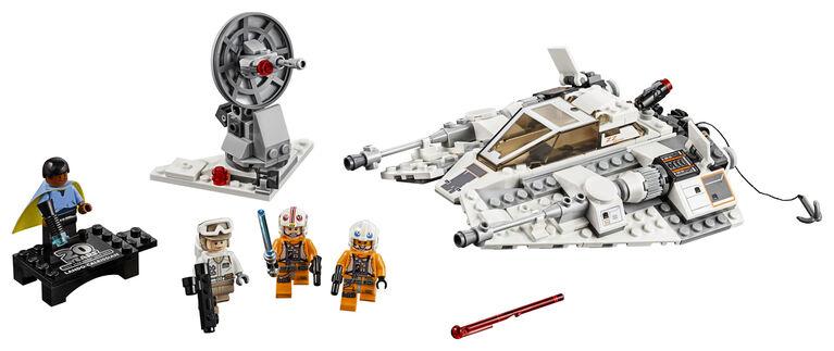 LEGO Star Wars  Snowspeeder – Édition 20e anniversaire 75259