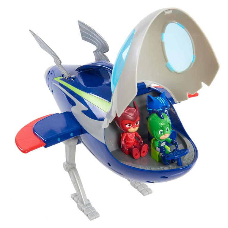 PJ Masks Super Moon Adventure Rocket