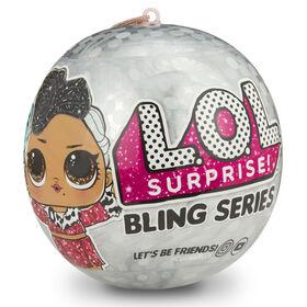 L.O.L. Série Surprise Bling.
