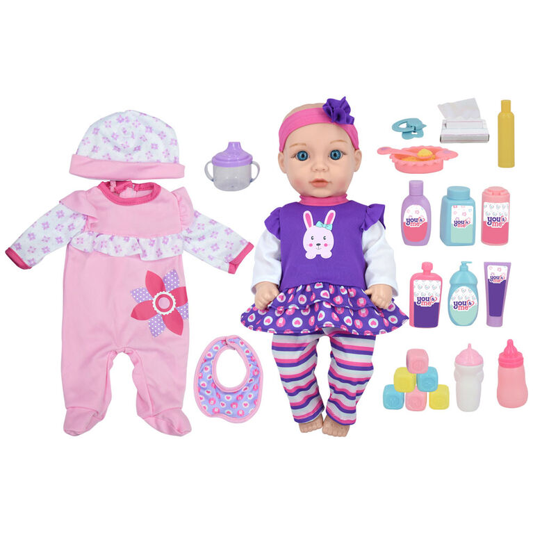 You & Me - Baby Deluxe Set
