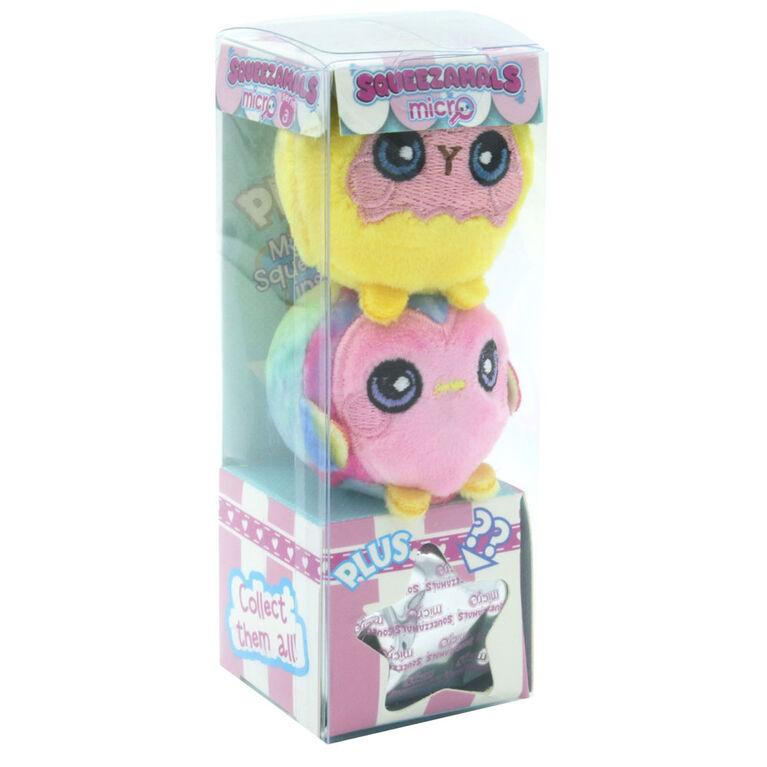 Squeezamals Micro 3 Pack