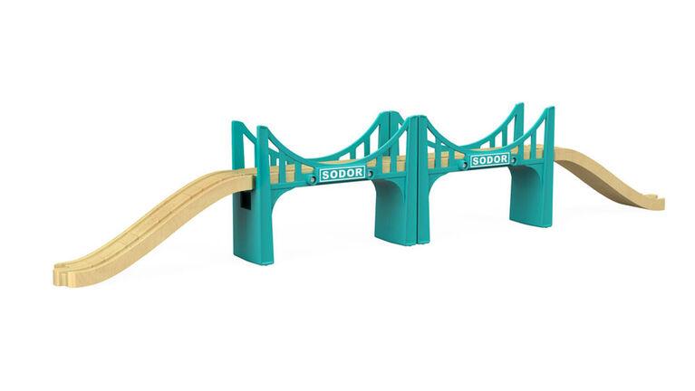 Thomas & Friends Wood Bridge Track Pack