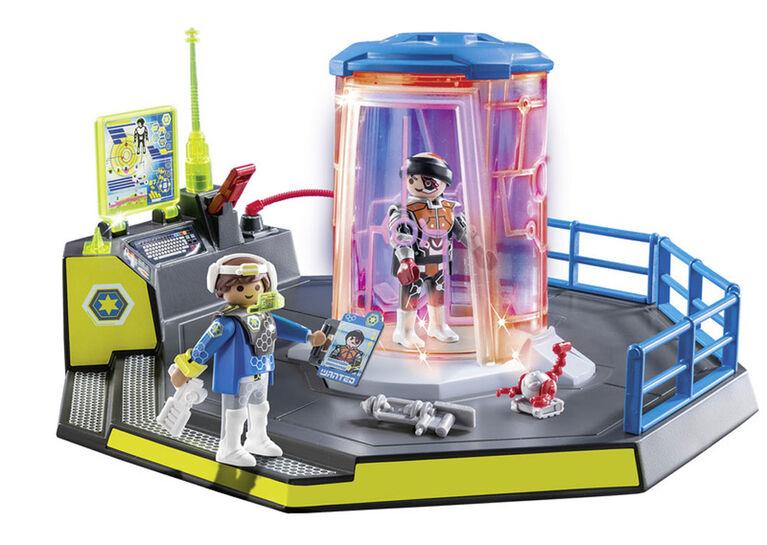 Playmobil SuperSet Agents de l'espace 70009