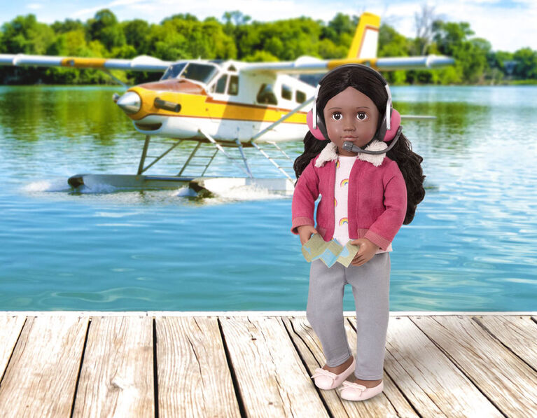 Our Generation - Deluxe Aryal Travel Doll