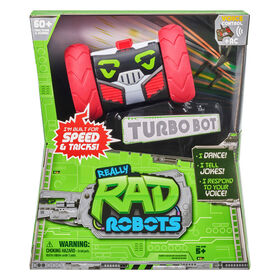 Really Rad Robots - Turbo Bot - English Edition