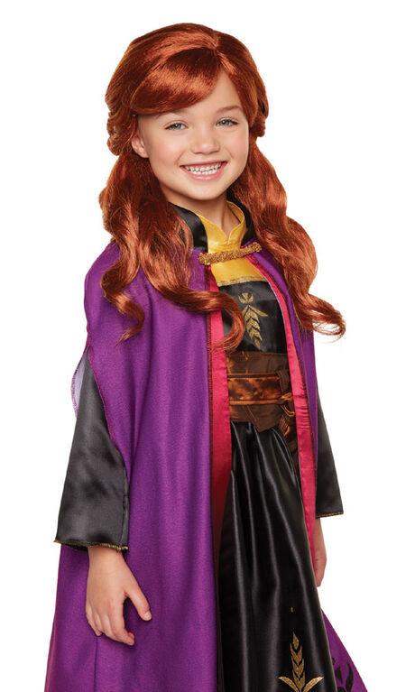 Frozen II Anna Wig