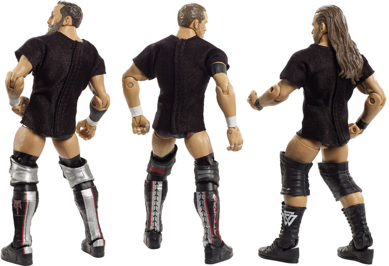 WWE - Epic Moments - Coffret de figurines articulées - The Undisputed Era.
