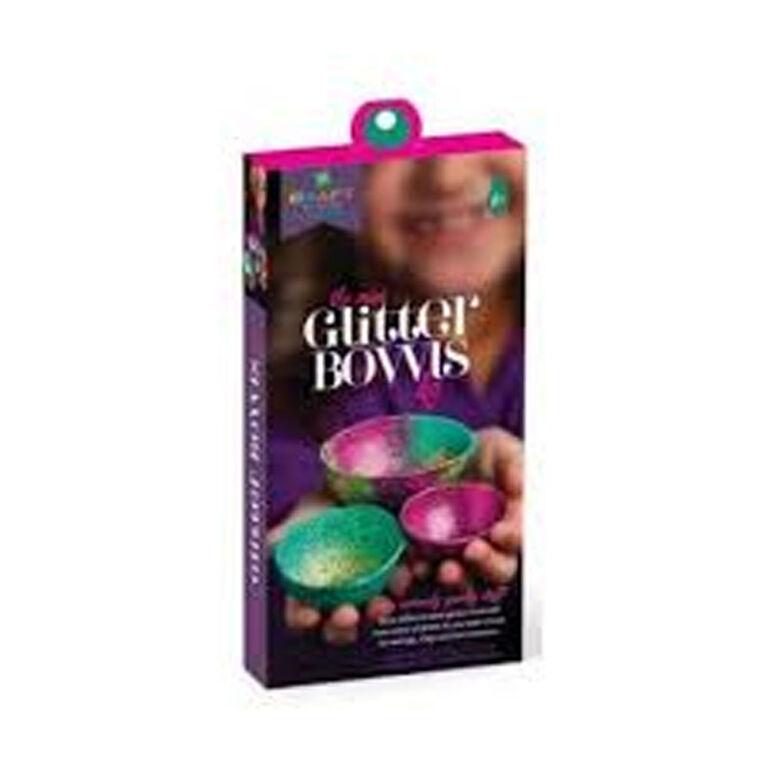Craft-tastic Mini Glitter Bowls