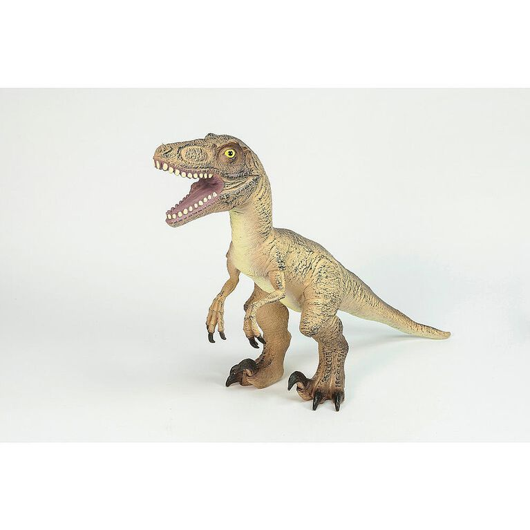 Animal Planet - Velociraptor en mousse de 30 cm