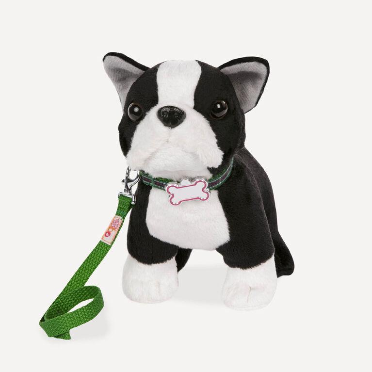 Our Generation, Boston Terrier Pup, Pet Dog Plush