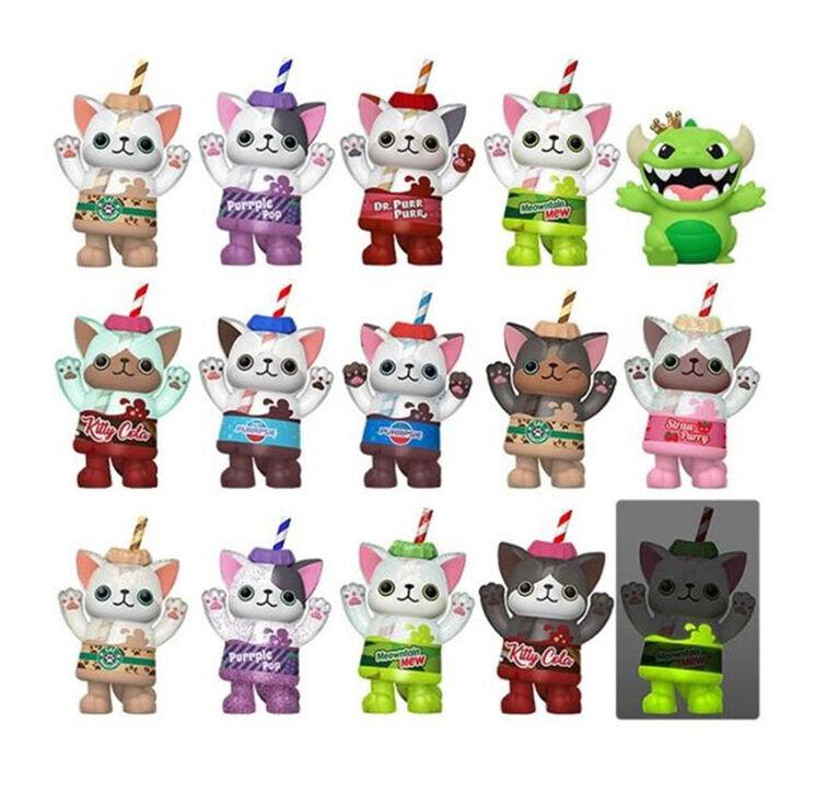 Funko Mystery Minis: Paka Paka - Soda Kats (Styles May Vary)