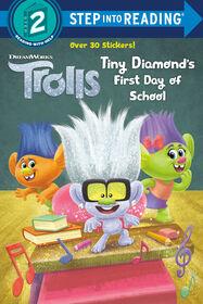 Tiny Diamond's First Day of School (DreamWorks Trolls) - English Edition