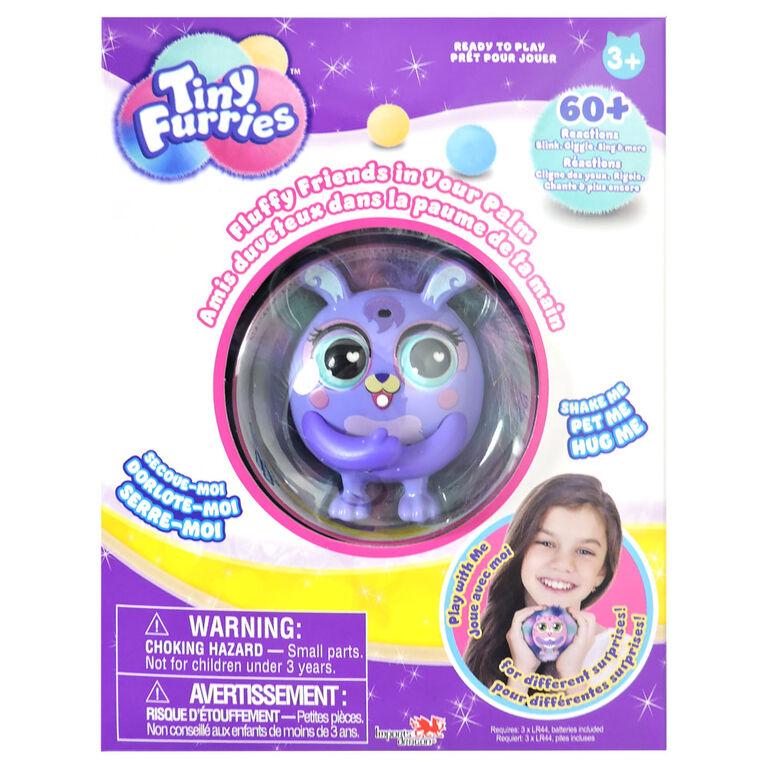 Tiny Furries Fluffy Friends - Purple