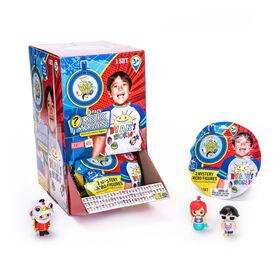 Ryan's World World Tour - Mystery Micro Figures 2 Pack