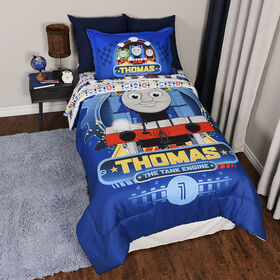 Thomas the Tank, 4-Piece Twin Bed in a Bag