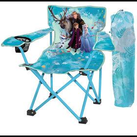 Chaise Pliante Pour Enfant Reine Des Neiges Ii