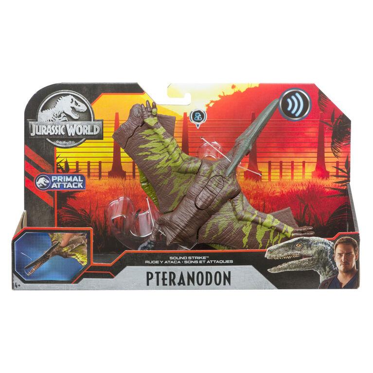Jurassic World Sound Strike Pteranodon