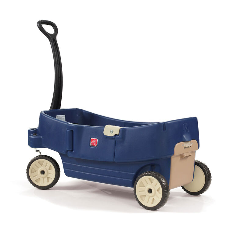 Step 2 All Around Wagon - Blue 834300