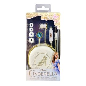 Disney Cinderella Fashion Earbuds