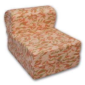 Comfy Kids Chaise dépliante - Rose Camo